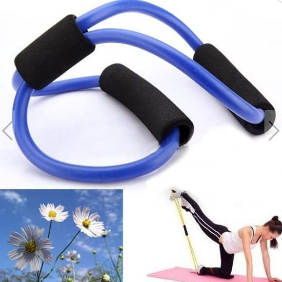 fitness exercise yoga tube