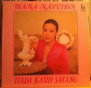 DIANA NASUTION LP tiada kasih sayang INDONESIA POP DANGDUT NM