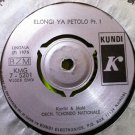 ORCH. TCHONDO NATIONALE 7&quot; elongi ya petolo part 1 & 2 KUNDI