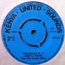 CITY SOUND BAND 7&quot; ndugiuke pt 1 & 2 KENYA UNITED SOUNDS