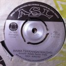 "ORCH SOSOLISO 7"" mama tshikangai / moussa photo na yo ASL"