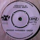 "JERICHO HARAMBEE GROUP 7"" kenyatta ni aturire mbeca / njukia ni aithiru ACPI"