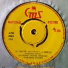 "CMS NATIONAL RECORD 7"" EP baluhya / nylon / muthu wa njugu / exotic tribal song CMS vinyl 45"