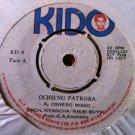 "ORCH NYANCHA RIERI BOYS 7"" ochieng patroba / zenina KIDO 45 vinyl"