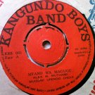 "MUISUNI UPENDO CHOIR 7"" mfano / simeoni KANGUNDO BOYS BAND 45 vinyl"