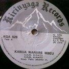 "CDM KIRATU 7"" kanua wariire mbeu / gitumbu wa KIRINYAGA RECORDS vinyl 45"