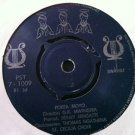 ST CECILIA CHOIR 7&quot; pokea moyo / induki jubilo MELODICA vinyl 45