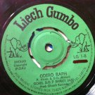 ORCH DO  7 SHIRATI JAZZ 7&quot; odero raph / mika tinde LIECH GUMBO vinyl 45
