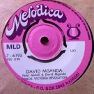 ORCH VICTORIA REVOLUTION 7&quot; david mganda / john h.o. MELODICA vinyl 45