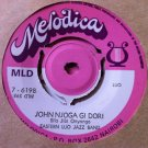 EASTERN LUO JAZZ BAND 7&quot; john njoga gi dori / margret adoyo MELODICA vinyl 45