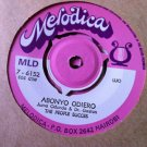 THE PEOPLE SUCCES 7&quot; abonyo odiero / mery makisemla MELODICA vinyl 45