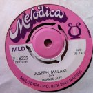 UGAMBE JAZZ 7&quot; joseph malaki / joseph ochola MELODICA vinyl 45