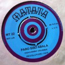 """REVOLUTION 1970 7"""" otina / paro siso abala MATATA 45 vinyl"""