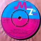 """ORCH MBUTA MBUTA 7"""" bolingo pt 1 & 2 MUZIKI DU ZAIRE 45 vinyl"""