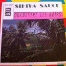 "ORCHESTRE LES NOIRS 7"" sikiya sauce PATHE 45 single vinyl"
