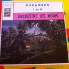 "ORCHESTRE LES NOIRS 7"" bokambro PATHE 45 single vinyl"