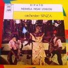 "ORCHESTRE SINZA 7"" dipato - ndimela PATHE 45 single CONGO"