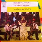 "ORCHESTRE SINZA 7"" losambo - doudou PATHE 45 vinyl single CONGO ZAIRE"