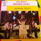 "ORCHESTRE SINZA 7"" ita wali - bolingo jacky PATHE 45 vinyl single CONGO ZAIRE"