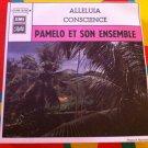 """PAMELO & SON ENSEMBLE 45 alleluia / conscience PATHE AFRICA 7"""" vinyl"""