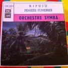 ORCHESTRE SYMBA 45 kipuiu - pensees AFRICA vinyl