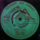 "SPECIAL BARUTI INTERANTIONAL 45 hawa vumilia / mama sango SOUND SO SWEET 7"" single"