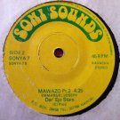 DAR EJO STARS 45 mawazo pt 1 & 2 SONI SOUNDS CAVACHA single 7""