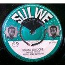 "METRIC JAZZ NATIONAL 45 agussy jakano - ngima oridore SULWE 30 mp3 LISTEN 7"" KENYA"