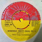 ORCH CONGA INTERNATIONAL 45 moninga oboyi ngai pt 1 & 2 EDITIONS MBONDA single CONGO