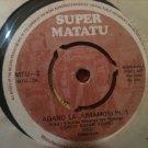 ORCH SAFARI SOUND 45 anago la jumamosi pt 1 & 2 SUPER MATATU