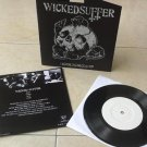 WICKED SUFFER 45 EP Vicious Circle RARE INDONESIA HARDCORE PUNK LIMITED EDITION