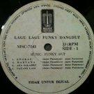 FUNKY DANGDUT LP same INDONESIA PROMO DANGDUT MUSICA RECORDS