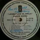 GRACE SIMON LP lembayung di senja RARE INDONESIA PROMO MUSICA mp3 LISTEN*