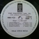 ANDI MERIEM MATTALATTA LP volume 6 RARE INDONESIA PROMO MUSICA mp3 LISTEN