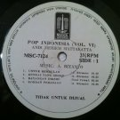 ANDI MERIEM MATTALATTA LP volume 6 RARE INDONESIA PROMO MUSICA mp3 LISTEN*