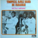 TROPICAL DJOLI BAND LP style savane SYLIPHONE CONAKRY SLP 70 GUINEA