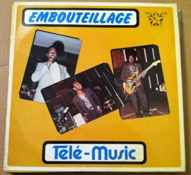 ORCHESTRE TELE MUSIC LP embouteillage CONGO