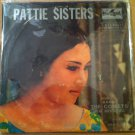 PATTIE SISTERS & BAND THE COMETS LP kebebasan pesta INDONESIA DARA PUSPITA BREAK