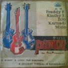 KHINTI S. & ITJO - ORKES PAMOR 45 EP INDONESIA 60's IRAMA