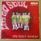 THE IDALY SISTERS 45 EP let's go soul RARE INDONESIA SOUL mp3 LISTEN*