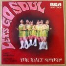 THE IDALY SISTERS 45 EP let's go soul RARE INDONESIAN SOUL mp3 LISTEN*