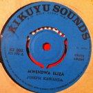 JOSEPH KAWANDA 45  mwendwa eliza - ndutu maguru KIKUYU SOUNDS