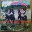 "THE BEACH GIRLS 10"" RARE INDONESIA GARAGE 60's BEAT DARA PUSPITA"