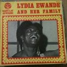 LYDIA EWANDE & HER FAMILY 45 ebi weka - dibato la ndolo BARCLAY 60s