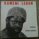 KAMENI LEBON 45 mbolo - Afric'avenir DRAGON PHOENIX