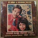 M DAUD & FATIMAH RAZAK 45 EP bilakah bunga MALAYSIA mp3 LISTEN
