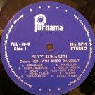 ELVY SUKAESIH LP non stop disco RARE INDONESIA DISCO