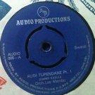 ORCH LES MAMBO 45 rudi tupendane pt 1 & 2 AUDIO PRODUCTIONS
