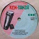 ORCHESTRE SUPER SOUND 45 fantaar pt 1 & 2 KEN-TANZA