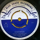 BLUE SHADE BAND 45 mae lania koso - omengo BLUE SHADE RECORDING